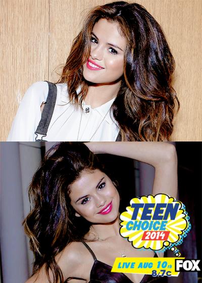 Teen Choice Awards 2014 - голосуем за Селену