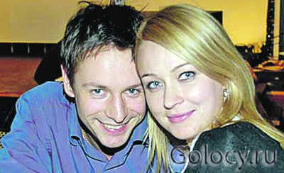 Анастасия Панина и ее муж