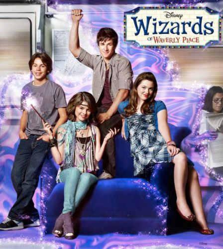 Волшебники из Вейверли Плейс 4 сезон смотреть онлайн на русском