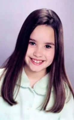 Фото Деми Ловато в детском возрасте