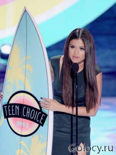 Селена Гомес будет удостоена огромной чести на Teen Choice Award 2014