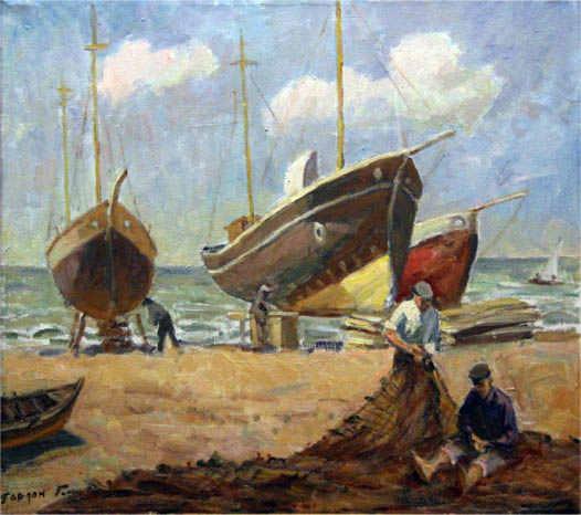 Продажа картин советских художников: