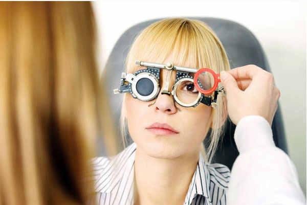 зрение и его проверка